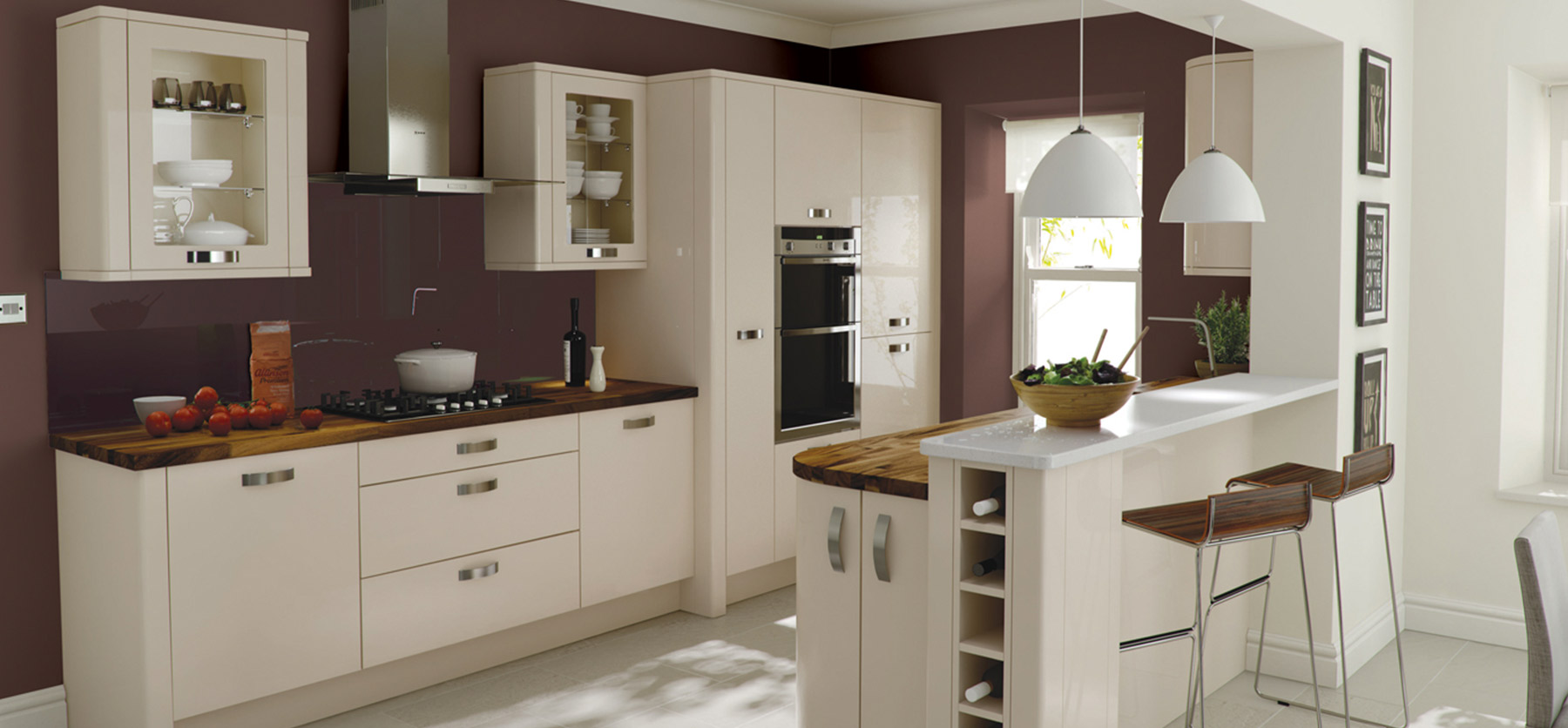 Premier kitchen & bathrooms